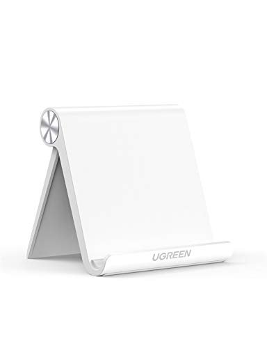 UGREEN Tablet Stand Holder Adjustable Compatible for iPad 10.2 2019 iPad Pro 11 Inch 2020...