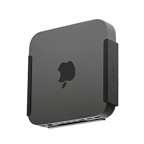 HIDEit Mounts MiniU Mac Mini Mount, Custom Mount for Mac Mini Black, Heavy Steel Mac Mini...