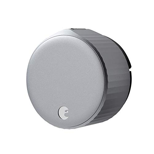 August Wi-Fi, (4th Generation) Smart Lock – Fits Your Existing Deadbolt in Minutes,...