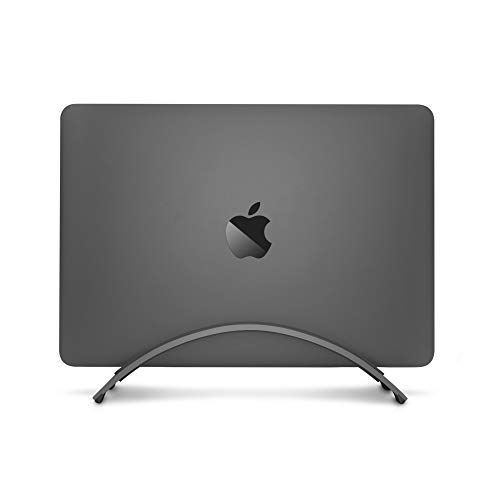 Twelve South BookArc for MacBook | Space-Saving Vertical Desktop Stand for Apple notebooks