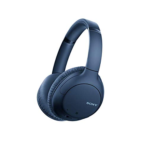 Sony Noise Cancelling Headphones WHCH710N: Wireless Bluetooth Over the Ear Headset with...