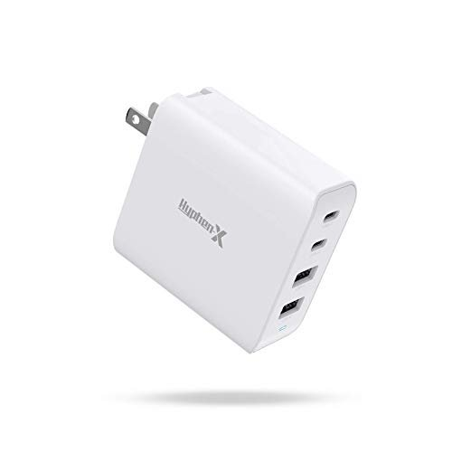 USB C Charger, Hyphen-X 100W GaN PPS Type C Fast PD Charger Compatible with MacBook Pro...