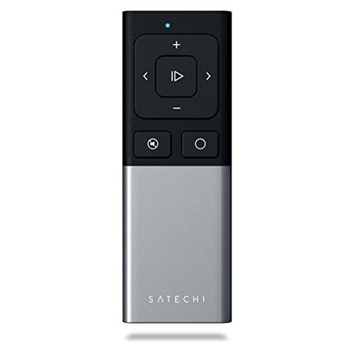 Satechi Aluminum Wireless Multi-Media & Presenter Remote Control - Compatible with 2020...