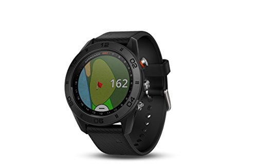 Garmin Approach S60, Premium GPS Golf Watch with Touchscreen Display and Full Color...