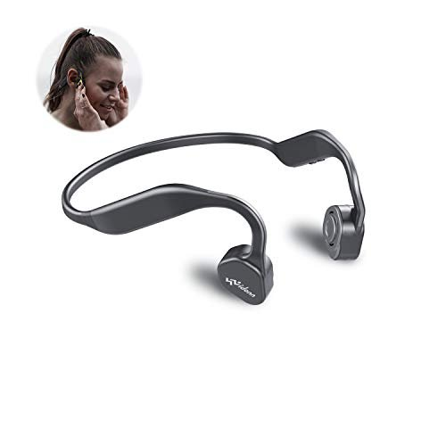 Bone Conduction Headphones Bluetooth V5.0 - Vidonn F1 Sports Open Ear Wireless Headset...