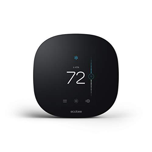 ecobee Lite SmartThermostat, Black
