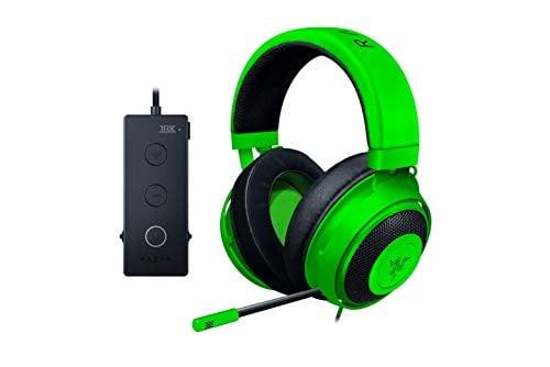 Razer Kraken Tournament Edition THX 7.1 Surround Sound Gaming Headset: Retractable Noise...