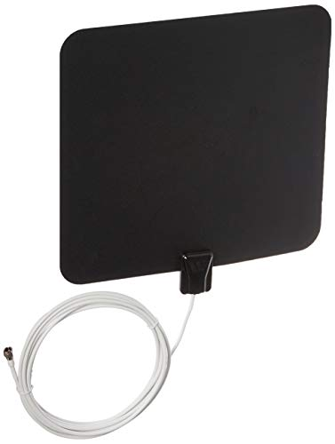 Winegard FL-5000 FlatWave Digital Indoor HDTV Antenna (4K Ready / High-VHF / UHF /...