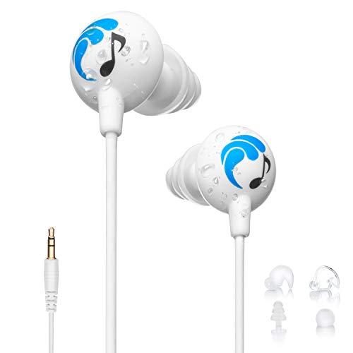 Swimbuds Sport Premium Waterproof Headphones (Wired 3.5 mm Jack)