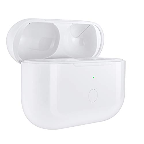 SibyTech Compatible with for airpods pro Charger Case with Sync Button, Compatible with...