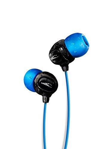 Waterproof Headphones for Swimming - Surge S+ (Short Cord). Best Waterproof Headphones for...