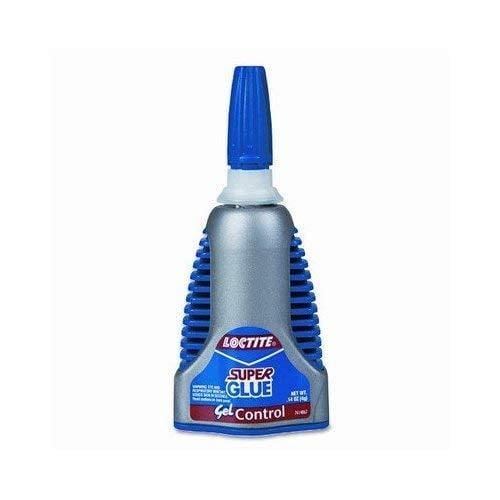Loctite Super Glue Gel Control 0.14 oz (Pack of 2)