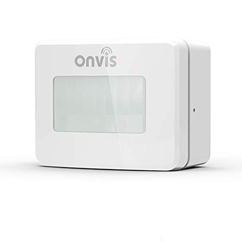 ONVIS Smart Motion Sensor Wireless PIR Detector Works with Apple HomeKit Hygrometer...