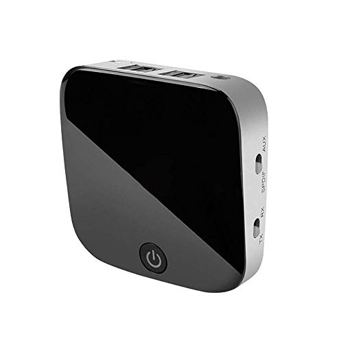Bluetooth Transmitter and Receiver 2 Devices Simultaneously, Aux Bluetooth Transmitter and...