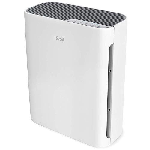 LEVOIT Air Purifier for Home Large Room, H13 True HEPA Filter Cleaner with washable filter...