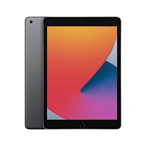 2020 Apple iPad (10.2-inch, Wi-Fi, 32GB) - Space Gray (8th Generation)