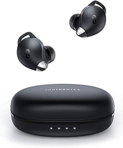 Wireless Earbuds TaoTronics TWS Headphones TT-BH079 40H Playtime Smart AI Noise Reduction...