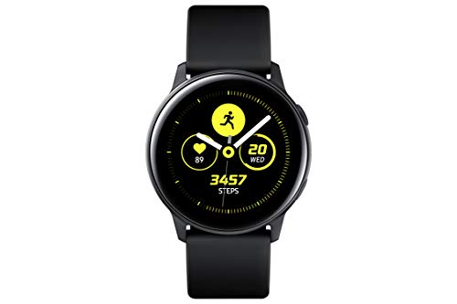 SAMSUNG Galaxy Watch Active (40MM, GPS, Bluetooth ) Smart Watch with Fitness Tracking, and...
