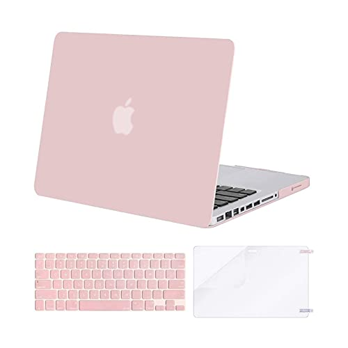 MOSISO Plastic Hard Shell Case & Keyboard Cover & Screen Protector Only Compatible with...