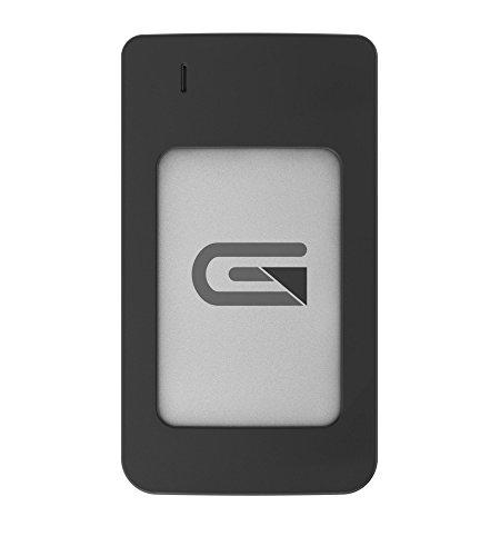 Glyph Atom RAID SSD 2TB Silver (External USB-C, USB 3.0, Thunderbolt 3) AR2000SLV