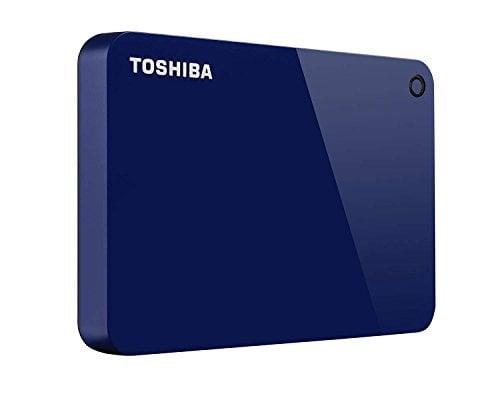 Toshiba Canvio Advance 2TB Portable External Hard Drive