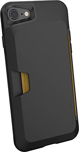 Smartish iPhone 7/8/SE (2020) Wallet Case - Wallet Slayer Vol. 1 [Slim + Protective +...