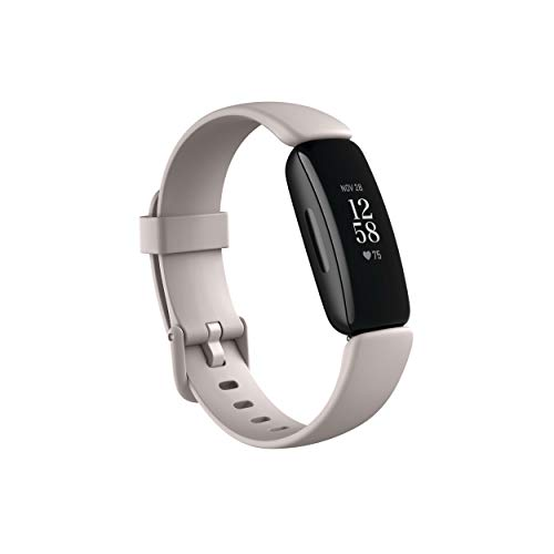 Fitbit Inspire 2 Health & Fitness Tracker with a Free 1-Year Fitbit Premium Trial, 24/7...