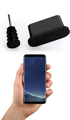 innoGadgets 10x Anti Dust Plugs for Smartphone, MacBook, Laptop | USB-C Dust Plug for...