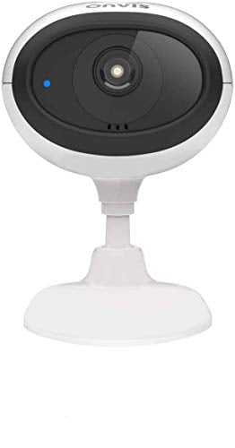 ONVIS HomeKit Security Indoor Camera C3, HDR WiFi IP Camera, iCloud Recording 1080P 5GHz...