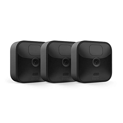 All-new Blink Outdoor – wireless, weather-resistant HD security camera with two-year...