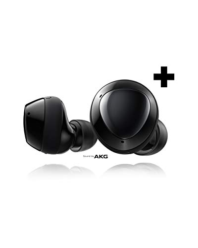 Samsung Galaxy Buds+ Plus, True Wireless Earbuds w/improved battery and call...