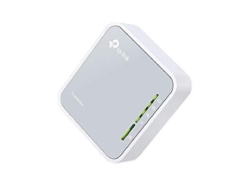 TP-Link AC750 Wireless Portable Nano Travel Router - WiFi Bridge/Range Extender/Access...