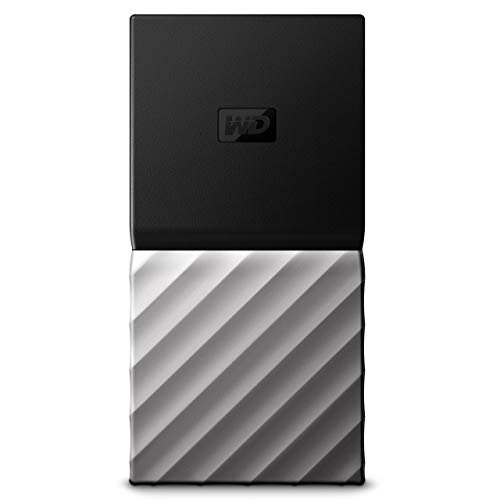 WD 2TB My Passport SSD External Portable Drive, USB 3.1, Up to 540 MB/s -...