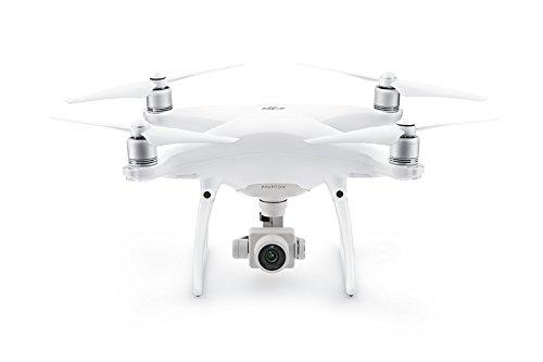 DJI Phantom 4 (Version UE) - Drone Quadricoptère avec Caméra - Offre 30-Min de Vol -...