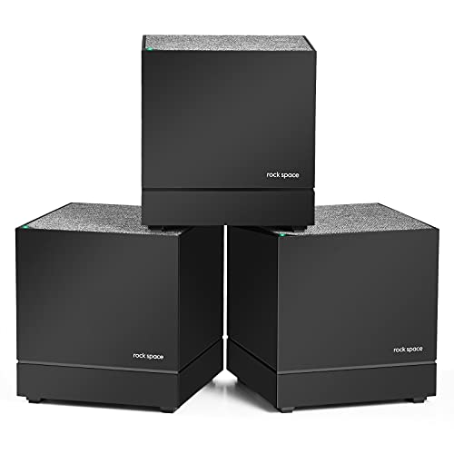 Mesh WiFi System - up to 6000 sq. Ft and 90 Devices Whole Home Coverage, 1200Mbps WiFi...