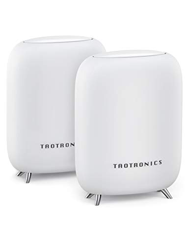 TaoTronics Mesh WiFi Router, Tri-Band AC3000 Whole Home WiFi Router/Extender Replacement,...