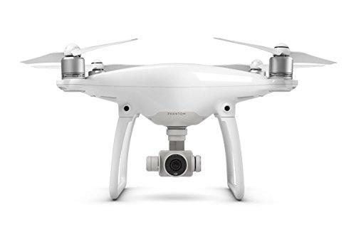 DJI Phantom 4 (Version UE) - Drone Quadricoptère avec Caméra - Offre 30-Min de...