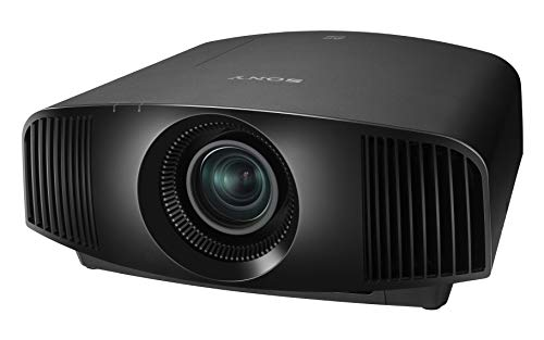 Sony Home Theater Projector VPL-VW295ES: Full 4K HDR Video Projector for TV, Movies and...