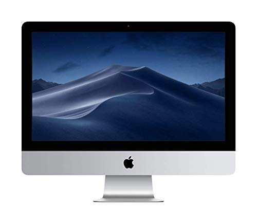 Apple iMac (21.5-inch, 8GB RAM, 1TB Storage) - Silver (Previous Model)
