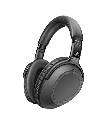 Sennheiser PXC 550-II Wireless – NoiseGard Adaptive Noise Cancelling, Bluetooth...