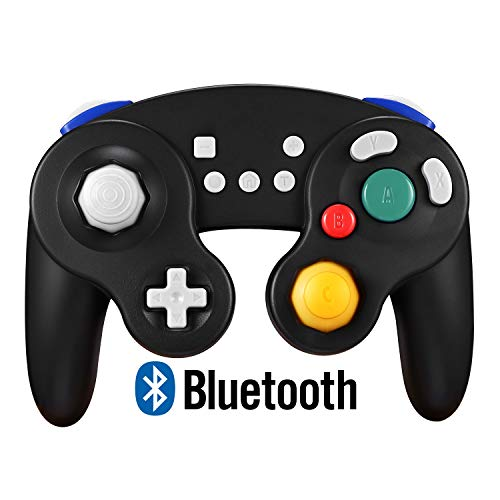 Exlene Wireless Gamecube Controller Switch, Compatible with Nintendo Switch and PC,...
