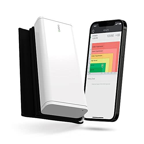 Qardio QardioArm Wireless Blood Pressure Monitor Medically Accurate Easy to Use Digital...