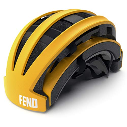 FEND Foldable Bike Helmet