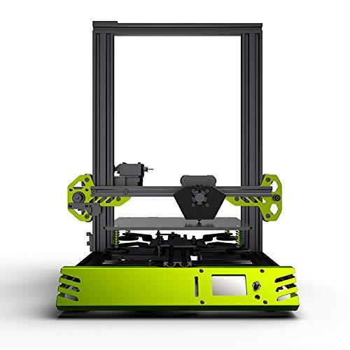 TEVO Tarantula Pro 3D Printer DIY kit Aluminum Extrusion for Filament PLA ABS TPU Build...