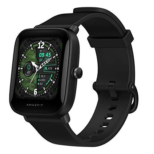Amazfit Bip U Pro Smart Watch with Alexa Built-in for Men Women, GPS Fitness Tracker with...