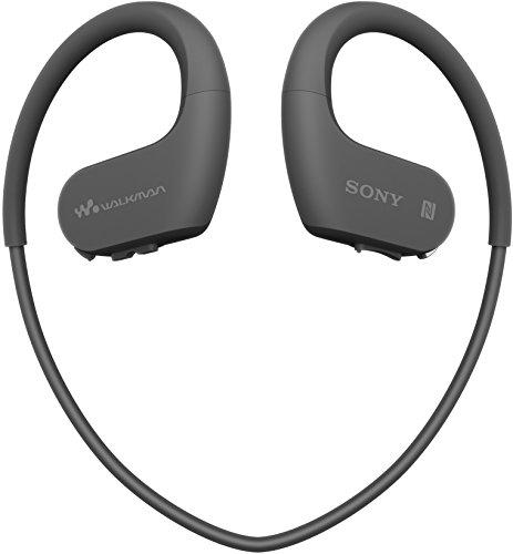 SONY Waterproof and dustproof Walkman with Bluetooth Wireless Technology NW-WS623 (Black)