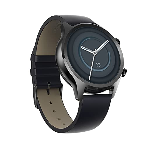 TicWatch C2 Plus 1GB RAM Smart Watch Wear OS by Google GPS NFC Payment IP68 Water and Dust...
