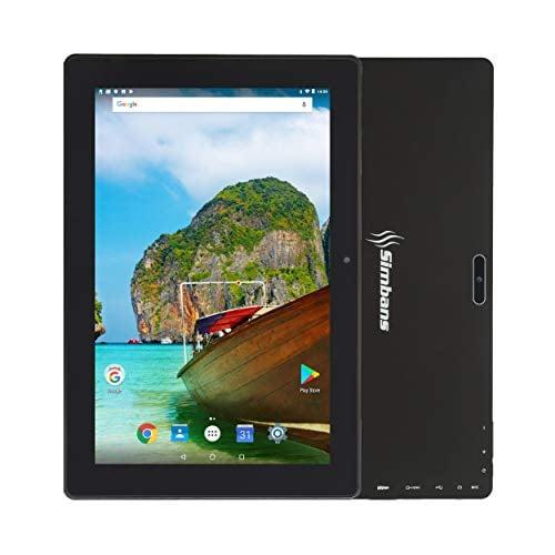 [3 Bonus Item] Simbans TangoTab 10 Inch Tablet 2 GB RAM, 32 GB Disk, Android 9 Pie,...