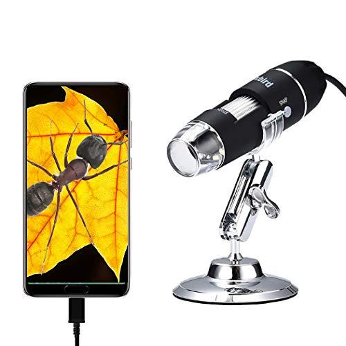Oxbird50X-2000X, HD, USB Microscope, Children's Digital Microscope, Student Microscope,...