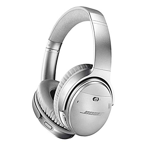 Bose QuietComfort 35 II Noise Cancelling Bluetooth Headphones— Wireless, Over Ear...